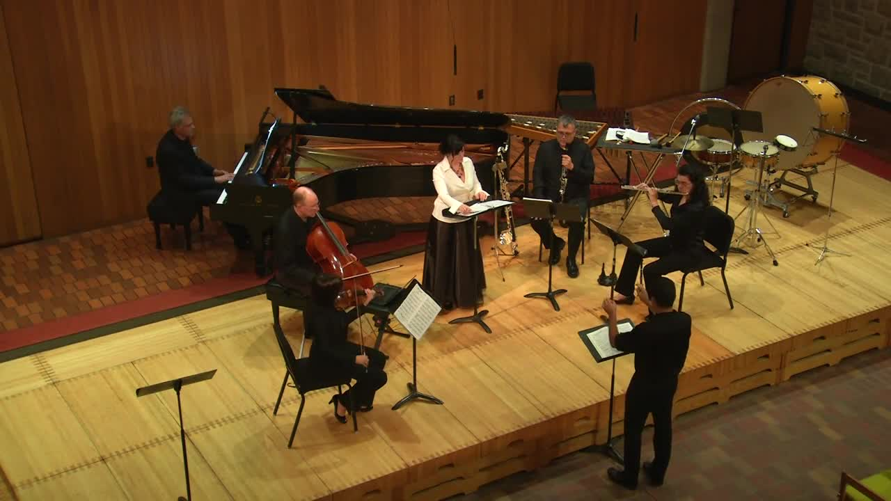 Voice - Chamber Ensemble