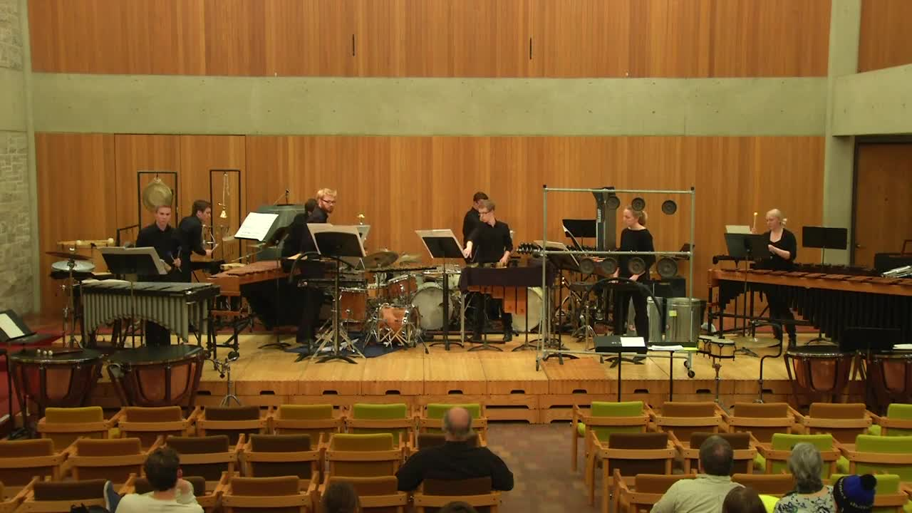 Percussion - Chamber