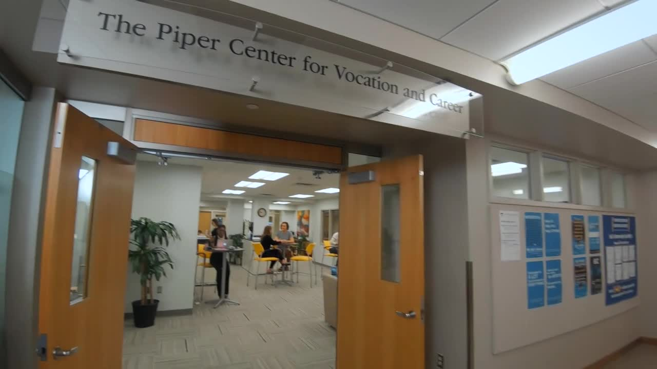 Find What's Next - The Piper Center for Vocation and Career