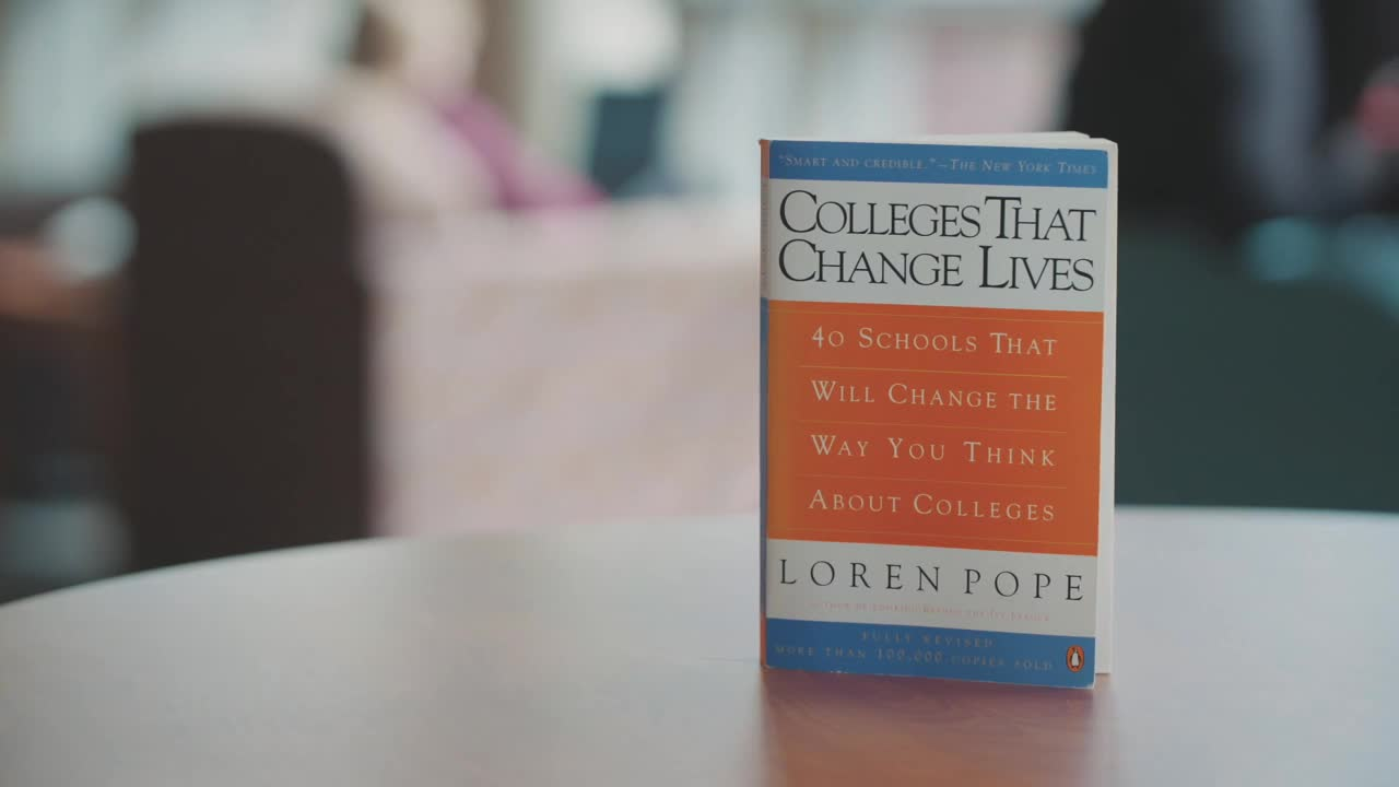 A College That Can Change Your Life