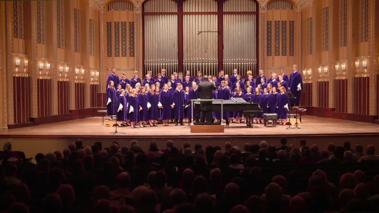 2020 St. Olaf Choir Tour