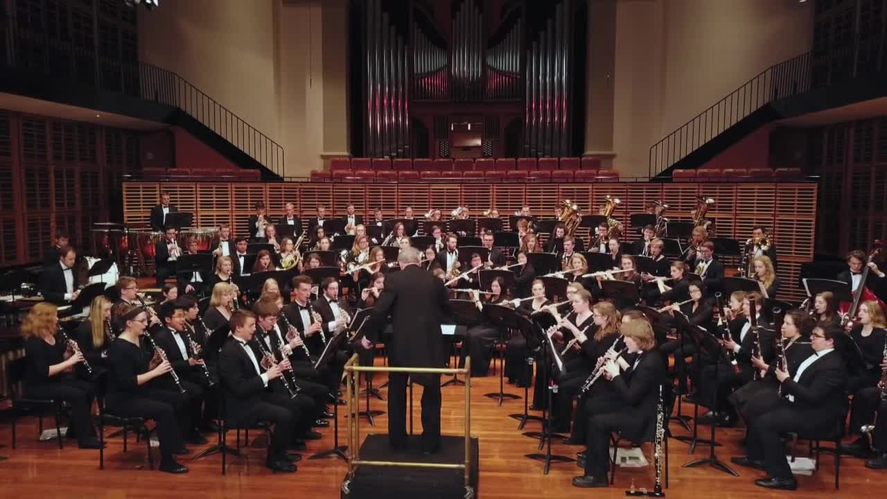 2020 St. Olaf Band Tour