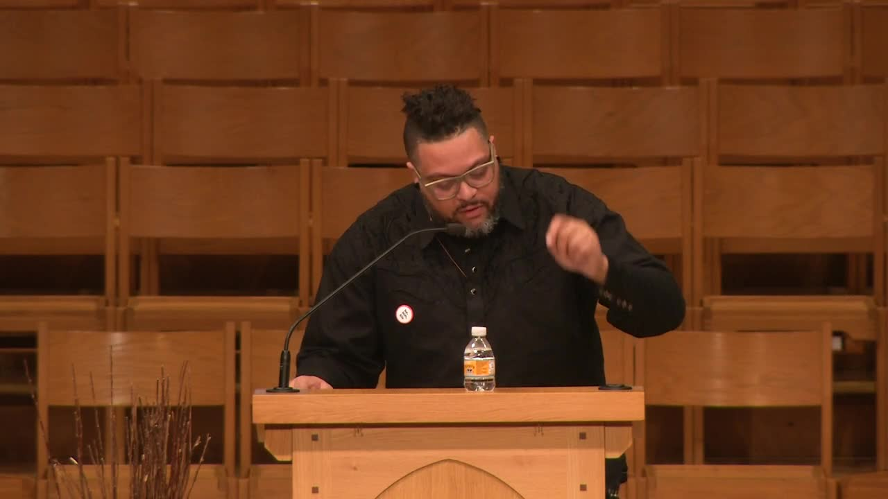 Lutheran Center for Faith, Values, and Community Lecture