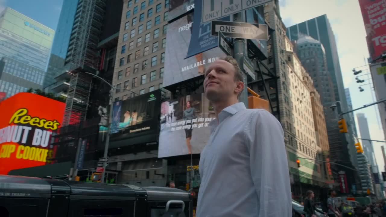 Take your music to Broadway - Aron Accurso '01
