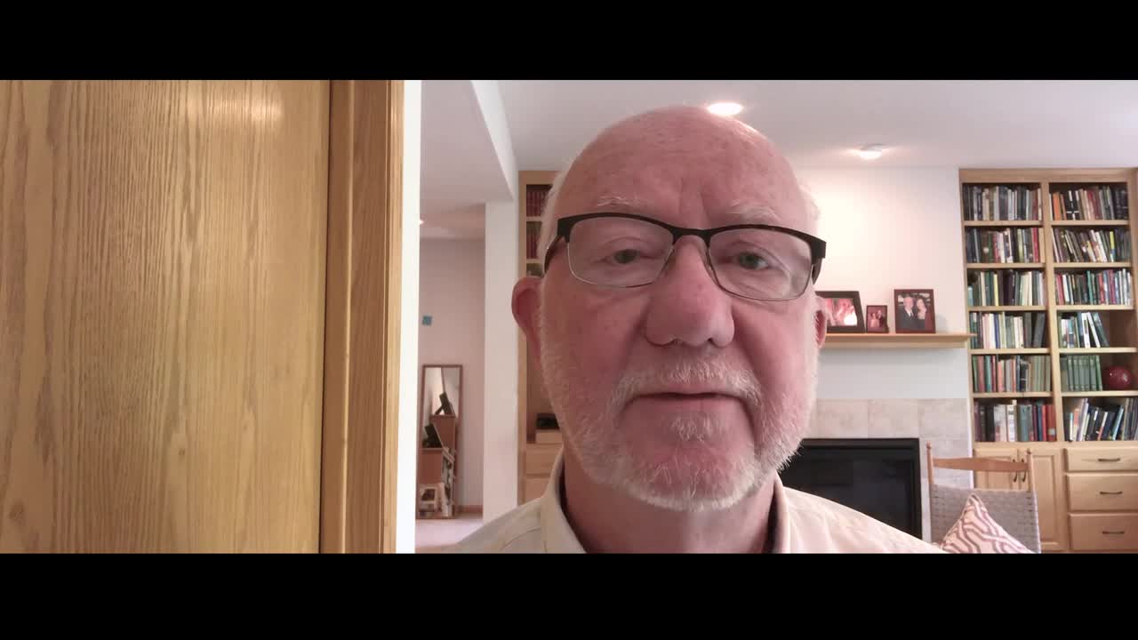 A Message from David R. Anderson '74