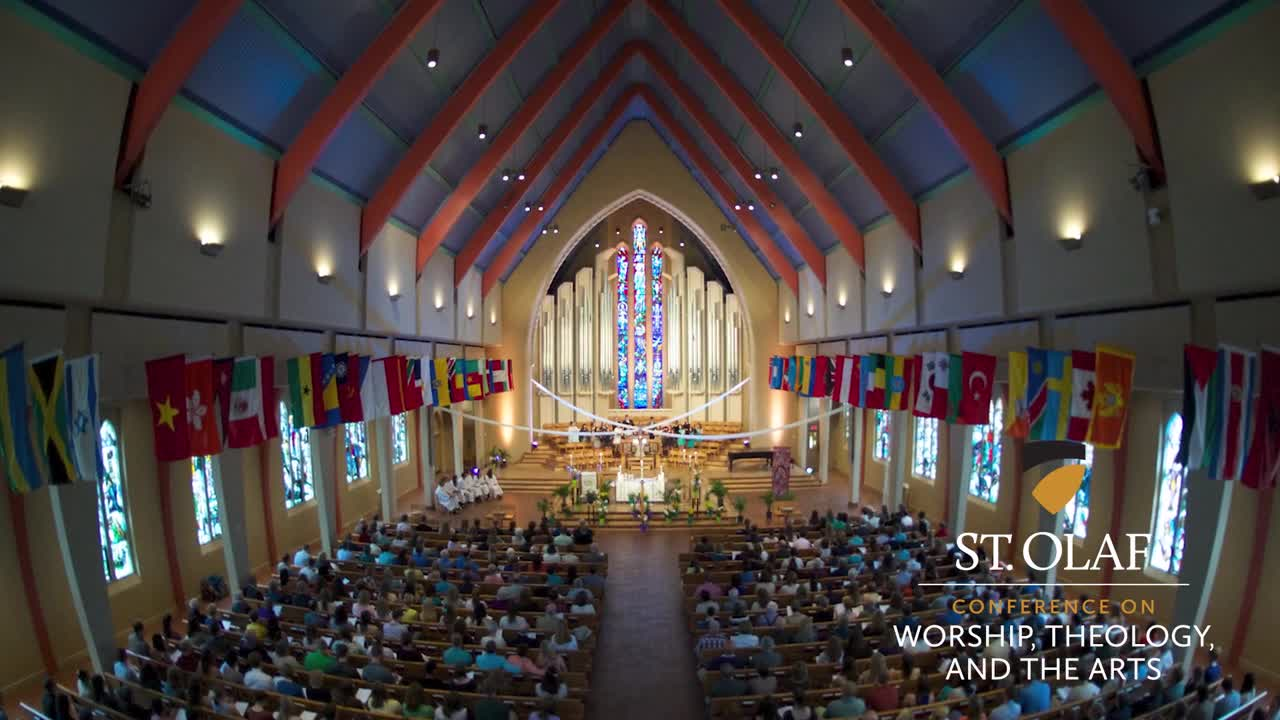 St. Olaf Conference on Worship, Theology, and the Arts