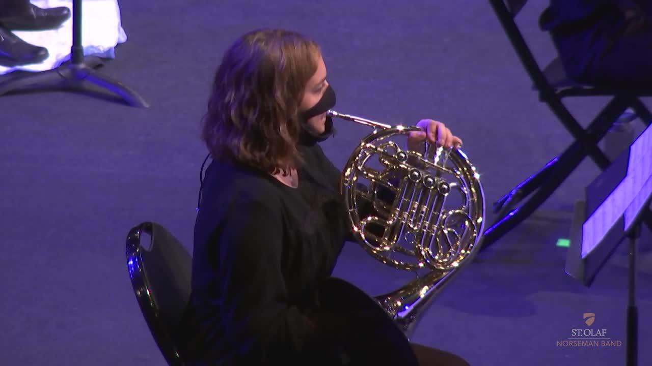 St. Olaf Instrumental Showcase