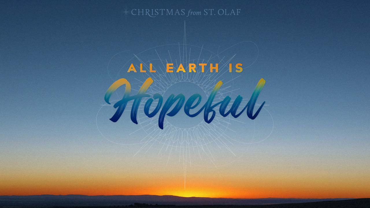 Christmas from St. Olaf