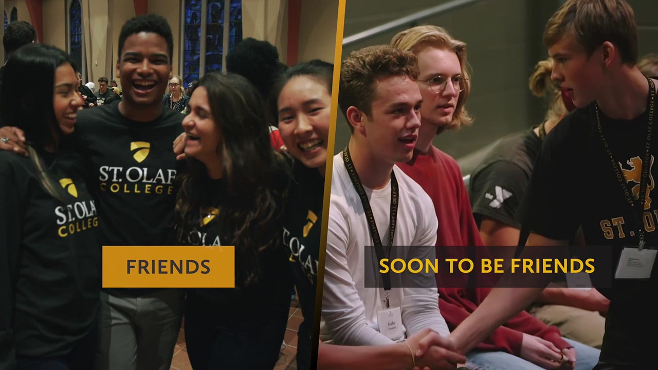St. Olaf College - The Power of Community