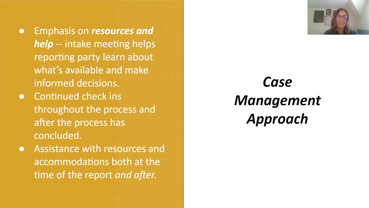 Bias Response Team Information Session