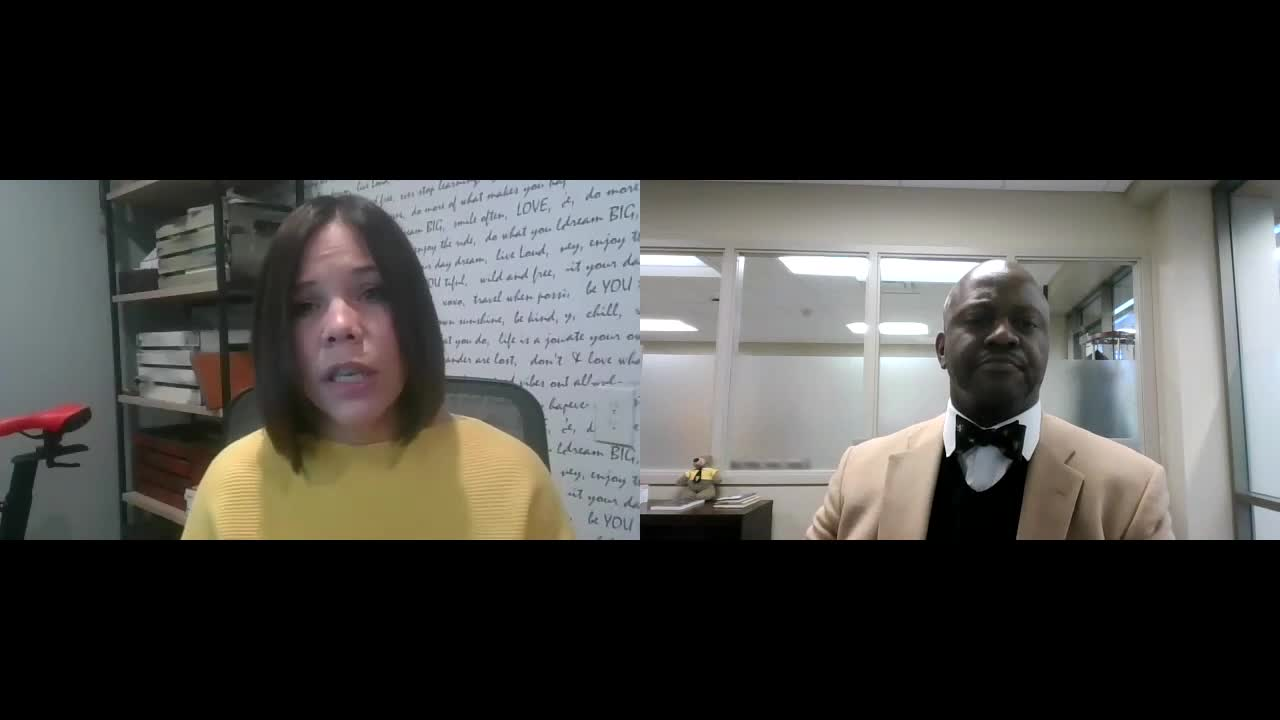 Voices of Equity: A Conversation with Dr. María C. Pabón Gautier and Dr. Hassel Morrison